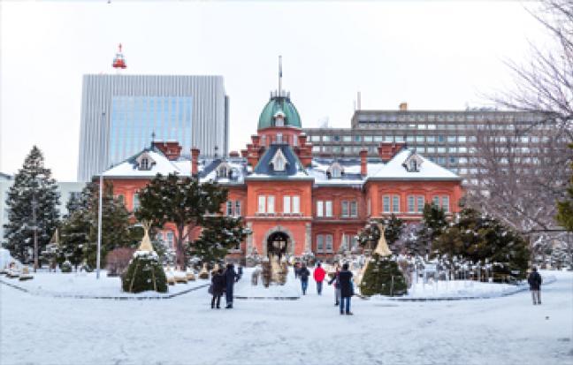 ทัวร์ญี่ปุ่น Hokkaido Winter