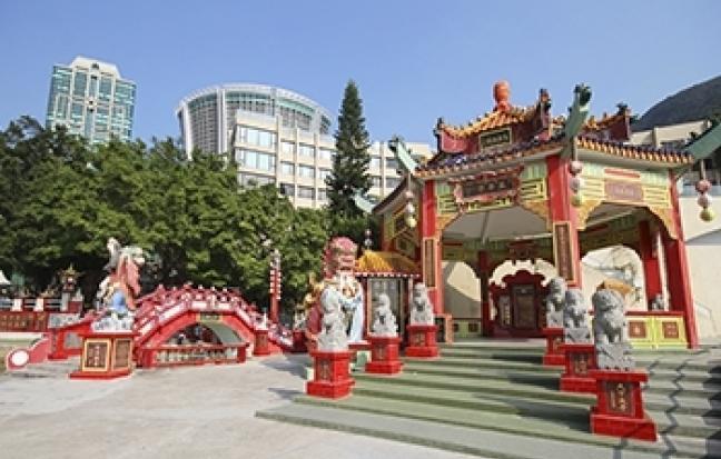 ทัวร์ฮ่องกง ฮ่องกง - วัดซีซ้าน - พระใหญ่นองปิง