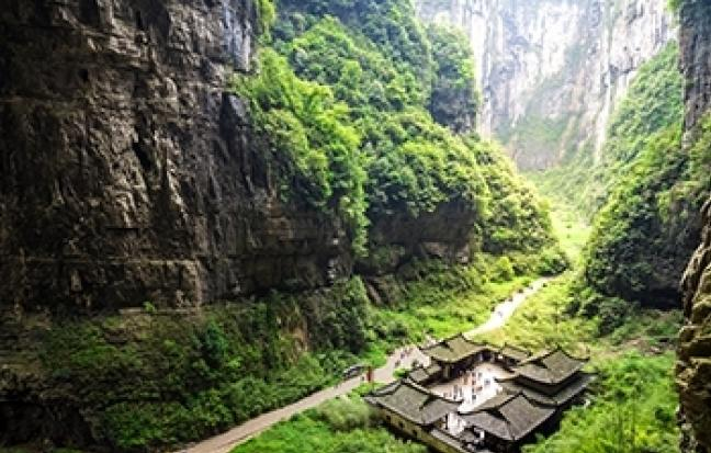 SPECIAL PRICE จางเจียเจี้ย พิชิตเขาเทียนเหมิน สะพานแก้วที่ยาวที่สุด