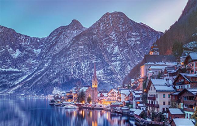 ทัวร์ยุโรป เยอรมัน ออสเตรีย สวิตเซอร์แลนด์ เส้นทางสุดสวยบนอ้อมกอดเทือกเขาแอลป์