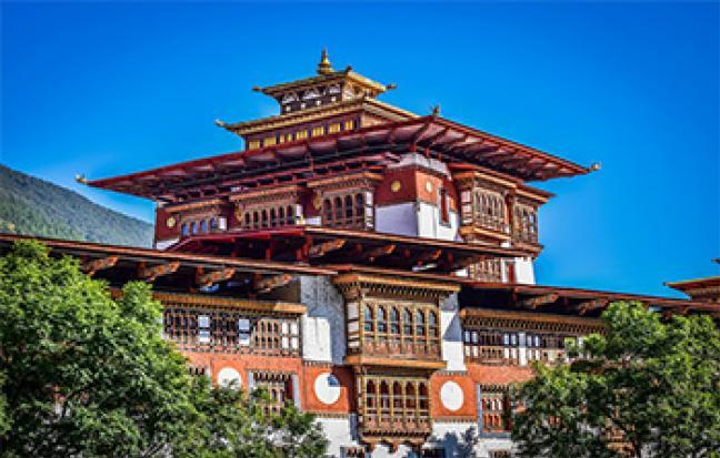 ทัวร์ภูฏาน chill chill ดินแดนมังกรสายฟ้า ภูฎาน