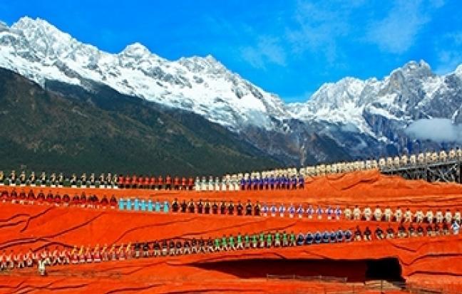 ทัวร์จีน คุนหมิง - ตะลุยเมืองในฝัน - สวรรค์บนดินแชงกรีล่า