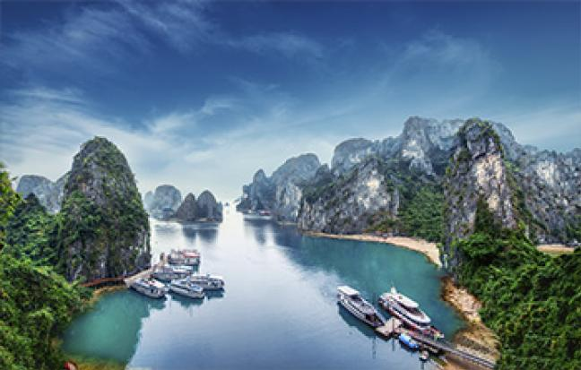 ทัวร์เวียดนาม เวียดนามเหนือ ฮานอย-ฮาลอง