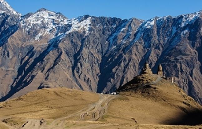 Amazing Caucasus อาเซอร์ไบจาน-จอร์เจีย-อาร์เมเนีย