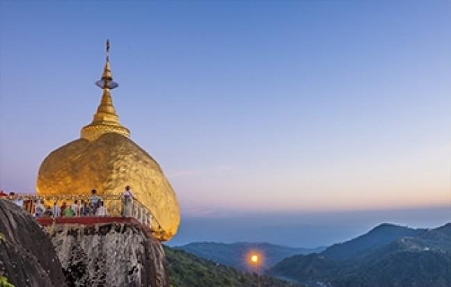 ทัวร์พม่า พม่า 5 มหาบูชาสถาน