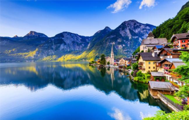 ทัวร์ยุโรป BEAUTIFUL WAY - ออสเตรีย - เยอรมนี - เชก - สโลวัก - ฮังการี