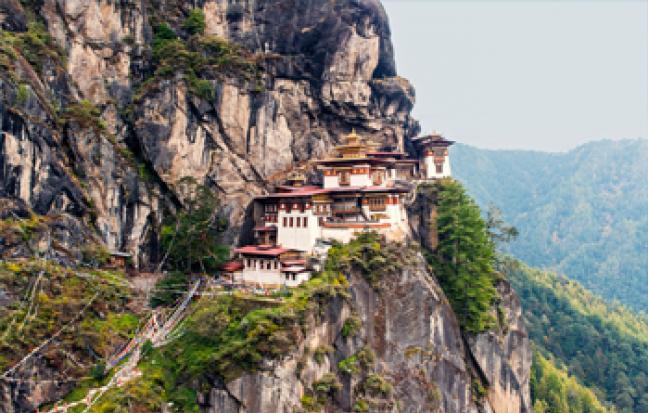ทัวร์ภูฏาน HAPPINESS IN BHUTAN