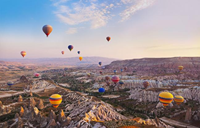 ทัวร์ตุรกี TURKEY WINTER AUTUMN NEW YEAR
