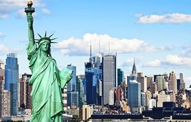 ทัวร์อเมริกา  EAST  USA Gotham City and Niagara Fall