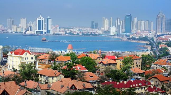 ทัวร์จีน Slow life in Qingdao