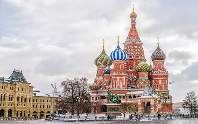 ทัวร์รัสเซีย มอสโคว์ ซากอร์ส เซนต์ปีเตอร์สเบิร์ก