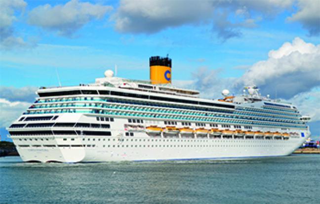 ทัวร์เรือสำราญ COSTA VENEZIA SINGAPORE – Laem Chabang(THAILAND)
