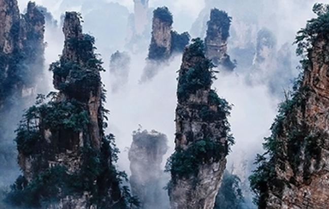 ทัวร์จีน / จางเจียเจี้ย ฉางชา เฟิ่งหวง