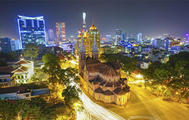 เวียดนามกลาง ดานัง เว้ ฮอยอัน พักบานาฮิลส์ 1 คืน  [เลทส์โก สาวน้อยพามันส์]