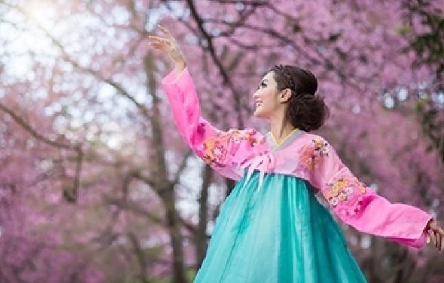 ทัวร์เกาหลี สีชมพู