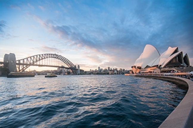 ทัวร์ออสเตรเลีย HOBART-SYDNEY