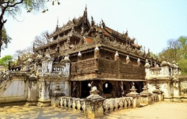 ทัวร์พม่า  Charming of Shan State ตามรอยโยเดีย  มัณฑะเลย์ รัฐฉาน อินเล อังวะ สกายน์