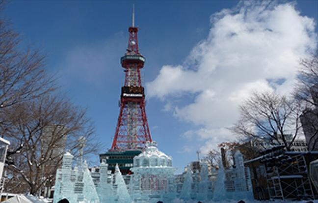ทัวร์ญี่ปุ่น HOKKAIDO-SNOW-FESTIVAL