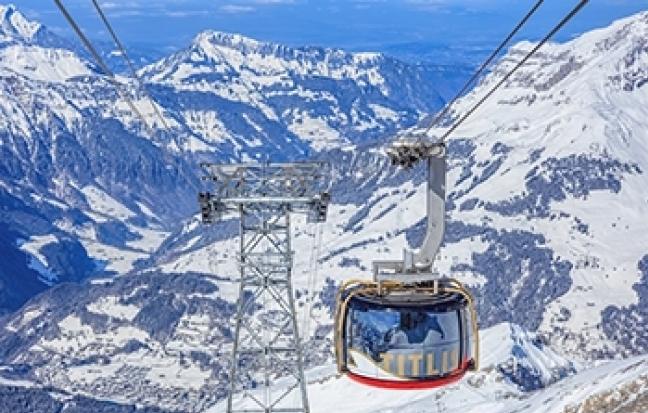 ทัวร์ยุโรป  Chamonix Valley and The Alps อิตาลี สวิตเซอร์แลนด์