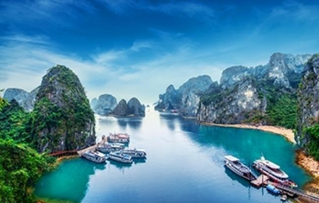 ทัวร์เวียดนาม / เวียดนามเหนือ ฮานอย  ฮาลอง จ่างอาน ซาปาซุปตาร์.. เวียด เซเลบิตี้2