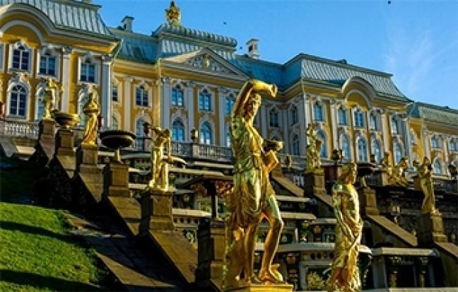ทัวร์รัสเซีย I am in Russia - มอสโคว์ - ซาร์กอส - เซนต์ปีเตอร์สเบิร์ก