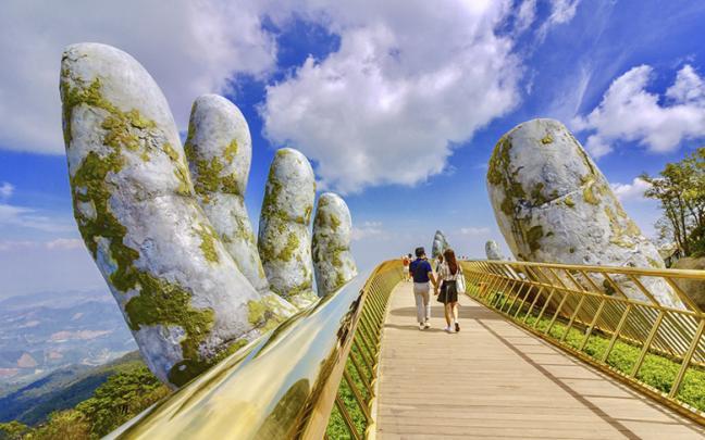 ทัวร์เวียดนาม VIETNAM ดานัง ฮอยอัน 2สวนสนุก