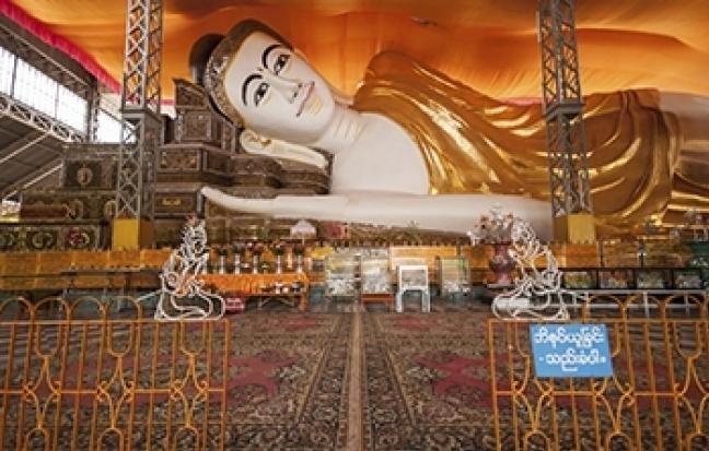 ทัวร์พม่า ♛โปรประหยัด♛ เที่ยวพม่า ย่างกุ้ง หงสาวดี พระธาตุอินทร์แขวน สักการะ 3 มหาบูชาสถาน❤