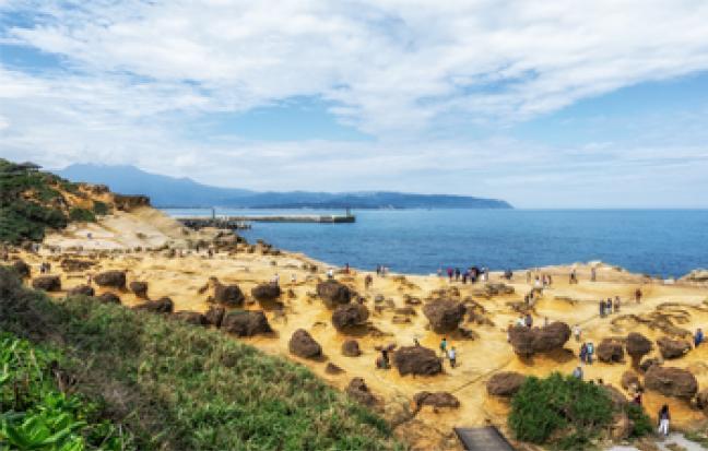 ทัวร์ไต้หวัน TAIWAN FIRST STEP ล่องเรือทะเลสาบสุริยันจันทรา