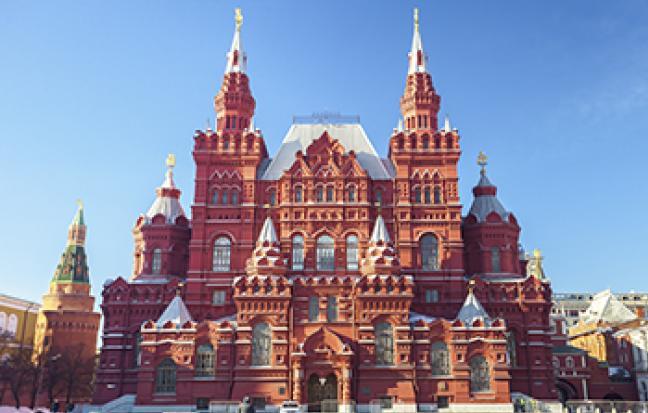 รัสเซีย มอสโคว์ เซนต์ปีเตอร์สเบิร์ก [เลสโก มอสเซนต์ฟีเวอร์]