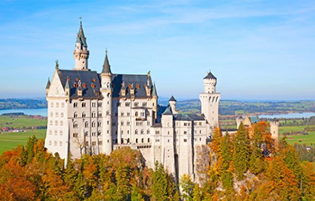 ทัวร์ยุโรป ROMANTIC GERMANY AND AUSTRIA