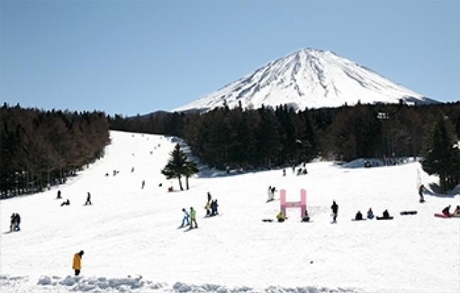 ทัวร์ญี่ปุ่น TOKYO FUJI ซุปตาร์ ราชินีน้ำแข็ง