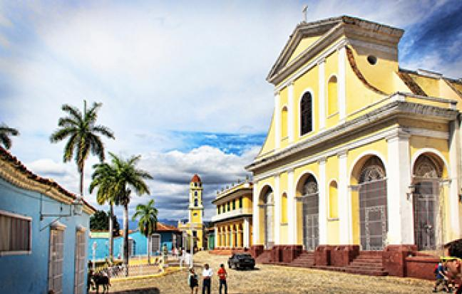 ทัวร์แม็กซิโก Exotic Mexico-Cuba
