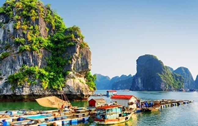 ทัวร์เวียดนาม HASHTAG HANOI - HA LONG BAY - NINH BINH