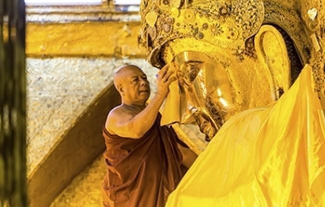 ทัวร์พม่า บินตรงเชียงใหม่ Mandalay fly to Bagan มัณฑะเลย์ พุกาม มิงกุน อมรปุระ