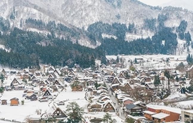 ทัวร์ญี่ปุ่น  เที่ยวสุดฟิน - UNSEEN SNOW MONKEY - ชิราคาวาโกะ