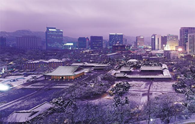 ทัวร์เกาหลี  The Best Time Spring in Seoul