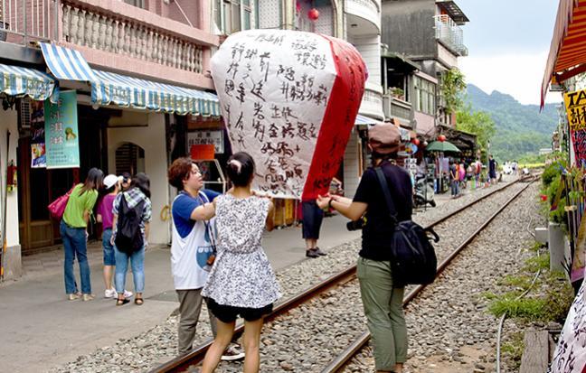 ทัวร์ไต้หวัน HASHTAG TAIWAN ทริปฟิน กินจนตัวแตก