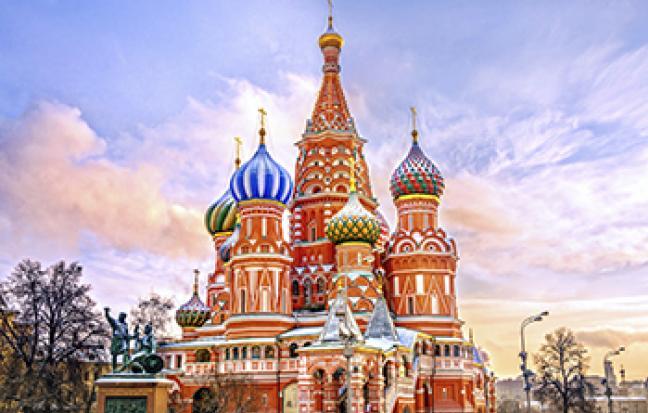 ทัวร์รัสเซีย Russia – Moscow – ST.Petersburg