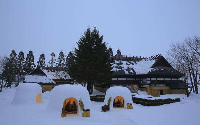 ทัวร์ญี่ปุ่น TOKYO FUKUSHIMA SNOW MONSTER
