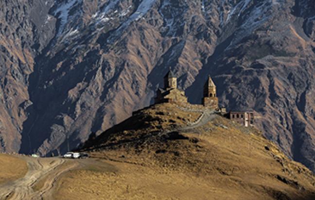 ทัวร์จอร์เจีย Amazing Caucasus 8 D