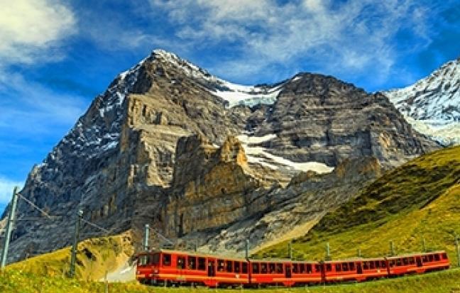ทัวร์ยุโรป  GLACIER EXPRESS GRAND TOUR SWITZERLAND