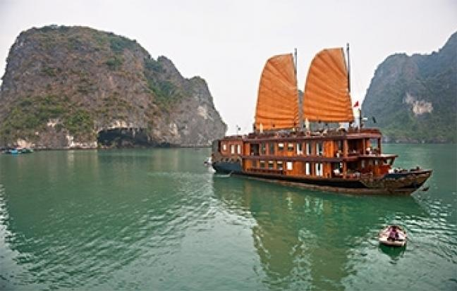 เวียดนามกลาง  เว้ ดานัง ฮอยอัน บานาฮิลล์ บินเช้า-กลับบ่าย