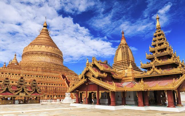 ทัวร์พม่า พม่า มัณฑะเลย์ พุกาม มิงกุน อมรปุระ สกายน์