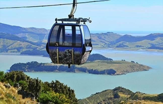 ทัวร์นิวซีแลนด์ SOUTH NEW ZEALAND