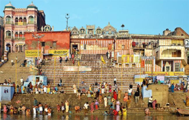 ทัวร์อินเดีย มหัศจรรย์ พุทธคยา พาราณสี
