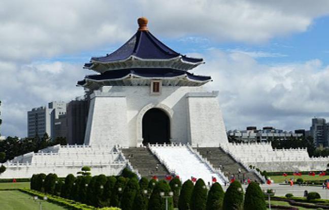 ทัวร์ไต้หวัน Taiwan สงกรานต์ ทาโรโกะ
