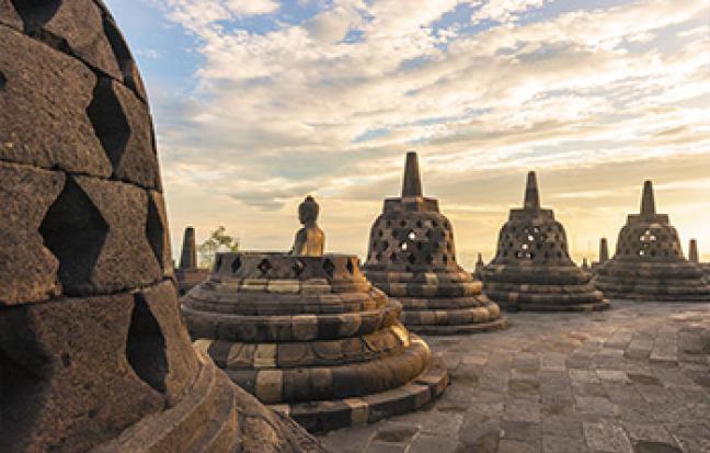 ทัวร์อินโดนิเซีย Borobudur