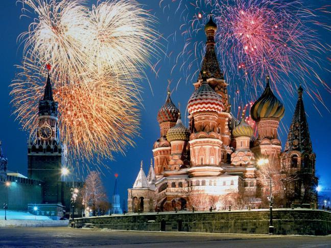 ทัวร์รัสเซีย มอสโคว์ มูร์มันสค์ (เลสโก ราชินีแสงเหนือ)