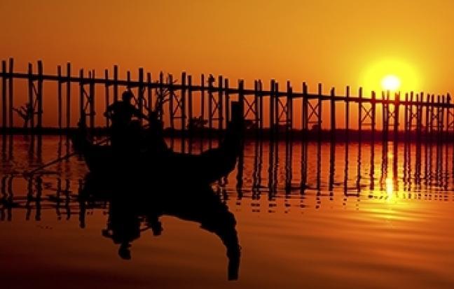 ทัวร์พม่า  บินตรงเชียงใหม่ Mandalay - Bagan chill chill  มัณฑะเลย์ มิงกุน พุกาม อมรปุระ