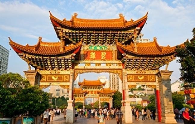 ทัวร์จีน จีน - คุนหมิง - ตงชวน - สวนดอกไม้เอ็กซ์โป - เลสโก - พญาบุปผา